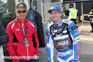 GP Wielkiej Brytanii dla Madsena, Zmarzlik na podium