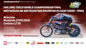 Poznaliśmy listę startową FIM Long Track World Championship Final w Rzeszowie. Stanisław Burza pojedzie z dziką kartą