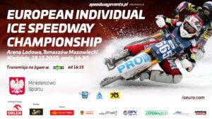 Żużel. nSport+ pokaże European Individual Ice Speedway Championship