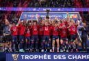 Piłka nożna. Lille lepsze od PSG w meczu o Superpuchar Francji