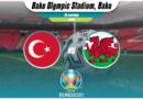 Piłka nożna. Euro 2020: Walia zostaje przy życiu, Turcja prawie za burtą